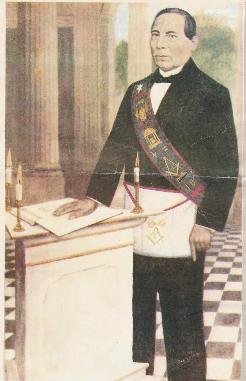 José Martí Pérez y Benito Juárez García;